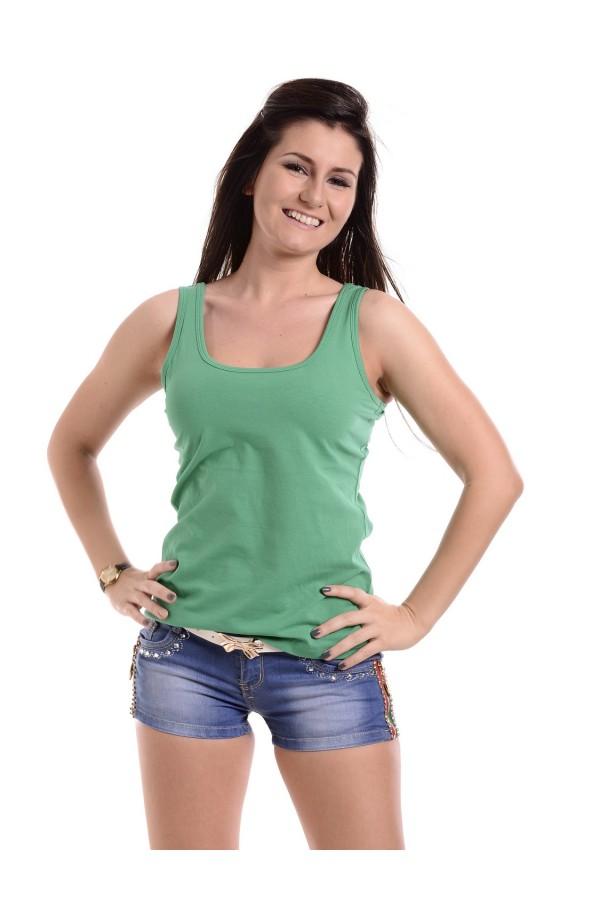 Zöld Női Top