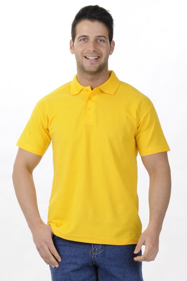 Galléros Póló - Sárga