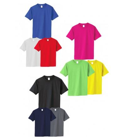 5 db férfi rövid ujjú póló
