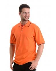 Galléros Piké Póló Narancs